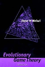 Jorgen W. Weibull. Evolutionary Game Theory